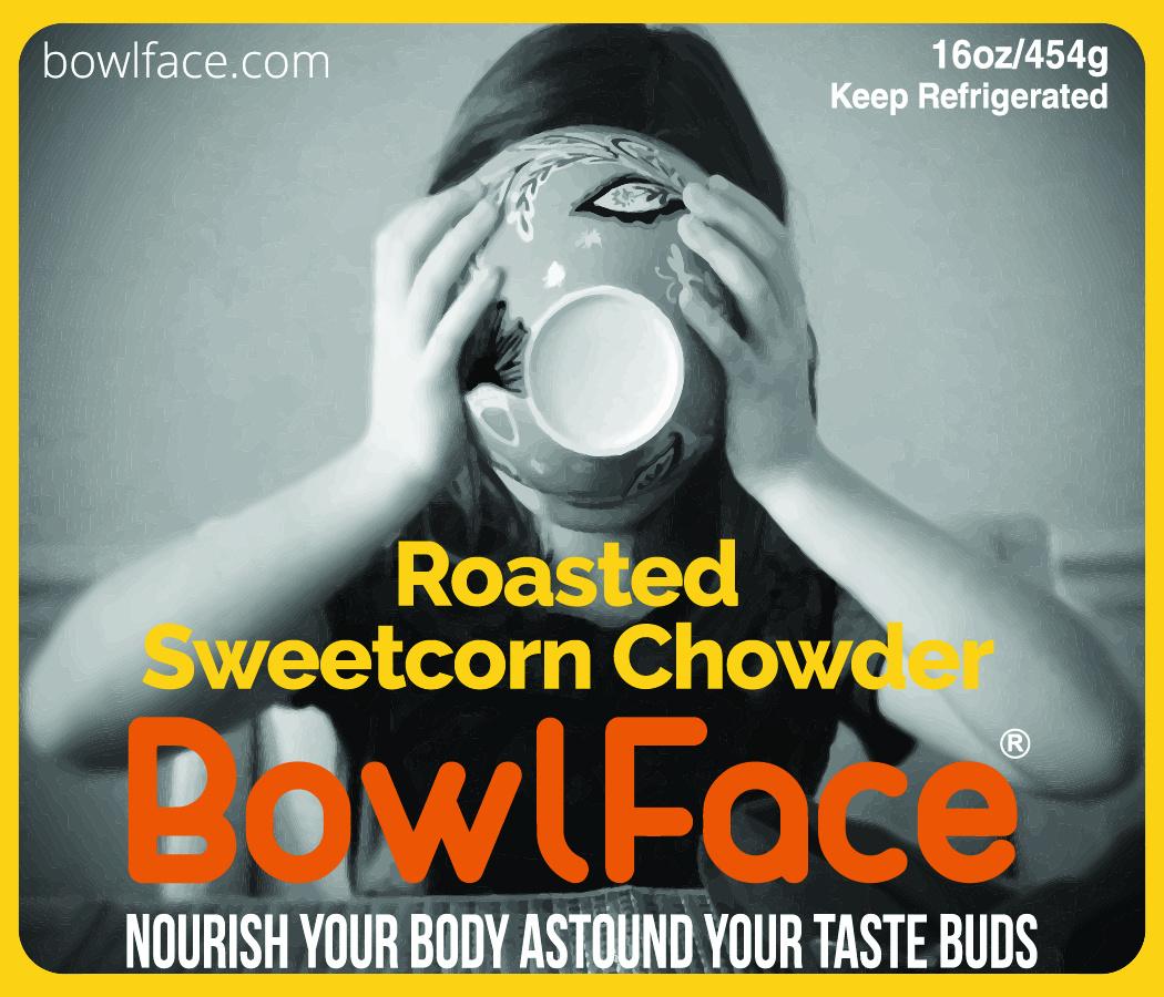 Sweetcorn chowder