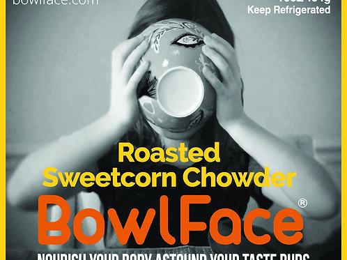 Roasted Sweetcorn Chowder