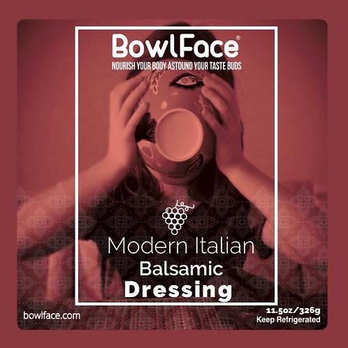 Modern Italian Balsmic Dressing