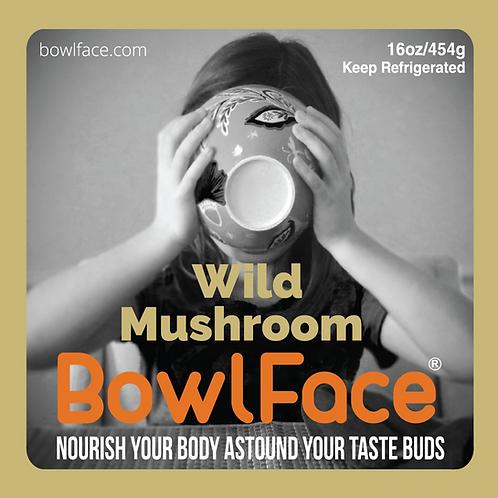 Wild Mushroom Soup 16oz