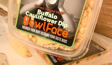 Buffalo Cauilflower Dip