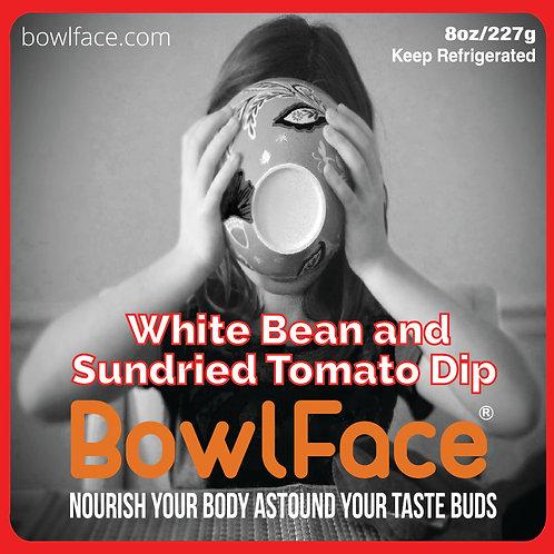 White Bean and Sundried Tomato Dip