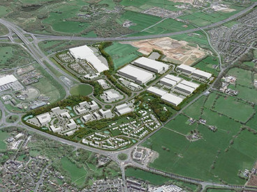 Cuerden development could bring 4,500 jobs to the area