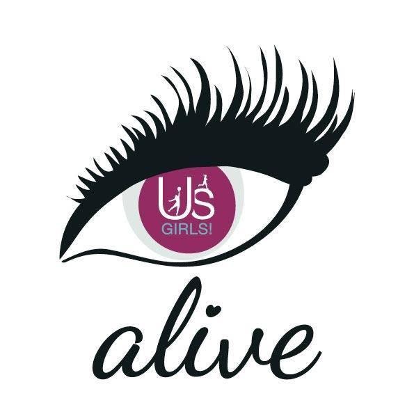Us Girls Alive Logo