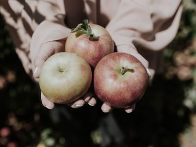 Food Stats: Apple