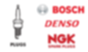 Spark Plugs - Bosch Denso NGK
