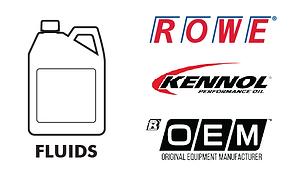 Fluids - motor oil 5w40 5w30 0w20 ATF gear oil DEF adblue coolant antifreeze Rowe Kennol OEM Total