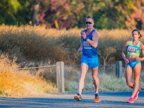 Triple PBs for Robyn Stevens on Sunday at the Pacific Association USA Track & Field 10km Race Wa