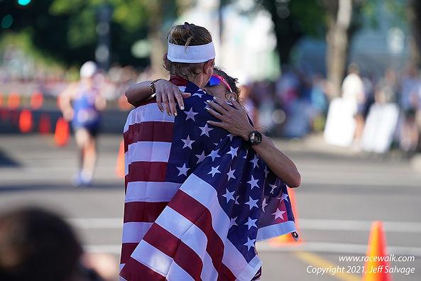 OLYMPIC Trials - Jeff Salvage - from Racewalk dot com photostoryDSC07572.JPG