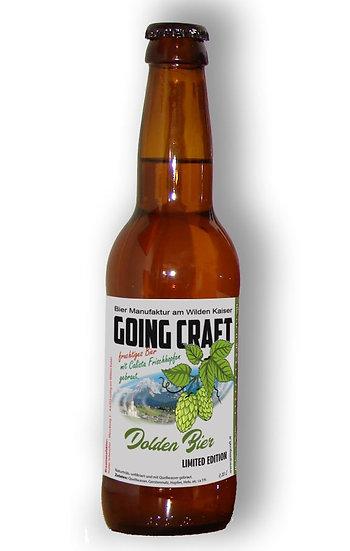 GoingCraft Dolden Bier | 12 x 0,33 Flaschen