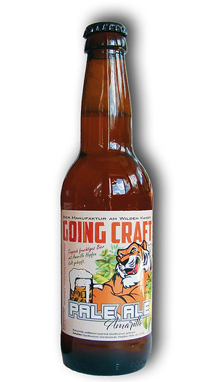 GoingCraft tropical Pale Ale | 12 x 0,33 Flaschen