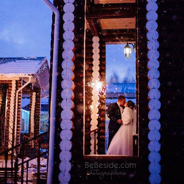 Зимние свадьбы такие романтичные))) #свадебныйфотографекатеринбург #свадьбазаграницей #свадьба #свад