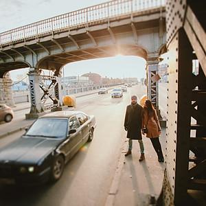 Saint-Petersburgs journey