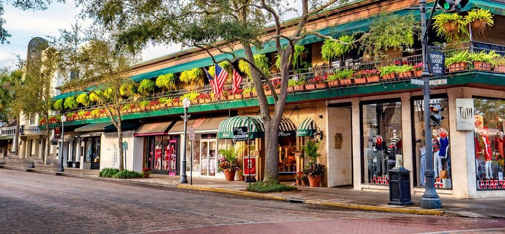 the town of winter park florida