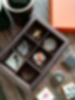 姫路 アイシングクッキー チョコ風