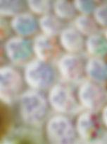 姫路 アイシングクッキー ありがとう