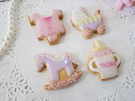 姫路 アイシングクッキー 出産祝い