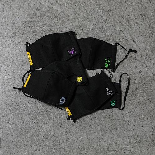 STUDIO33 MASK BLACK