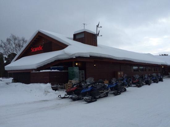 Explore Karasjok! 3 Day Snowmobile Tour