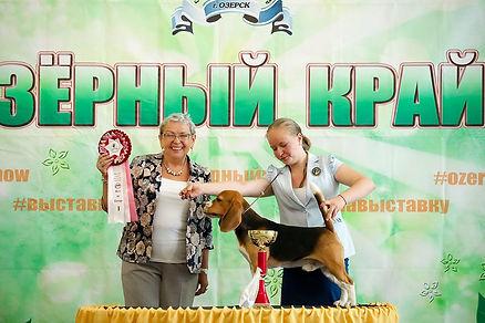 Озёрный край 2019