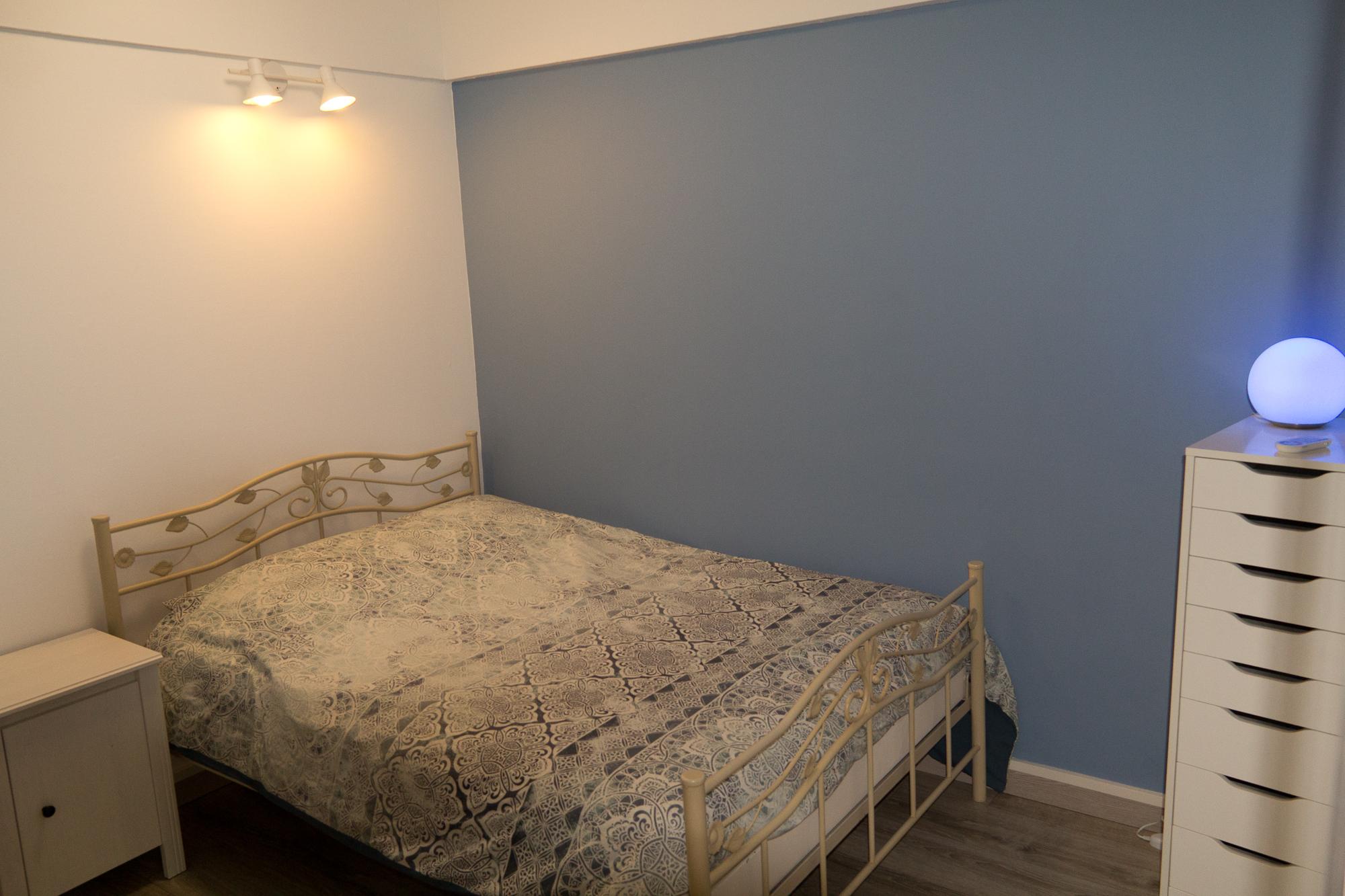 1 Chambre bleue