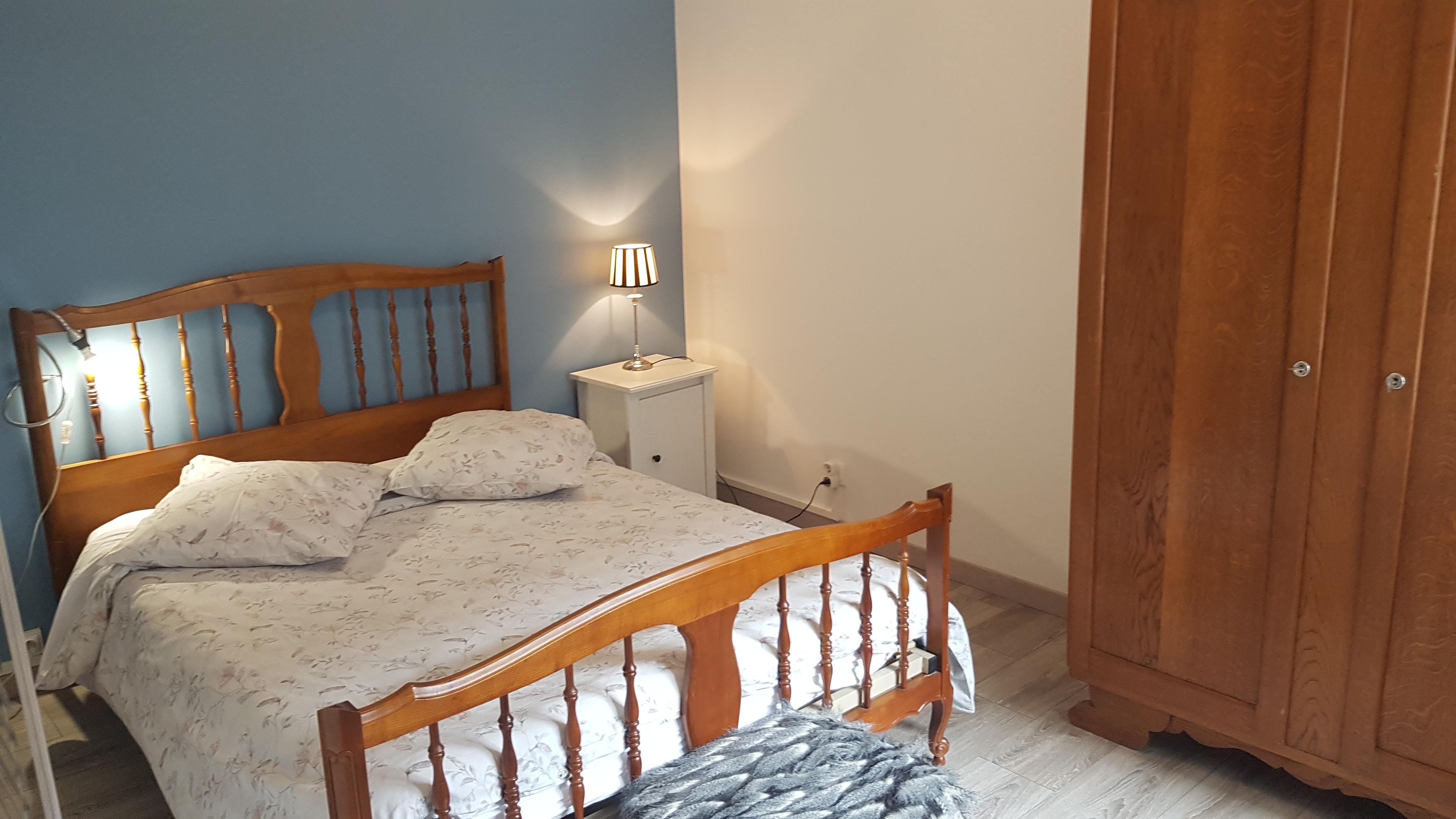 2-Chambre bleue