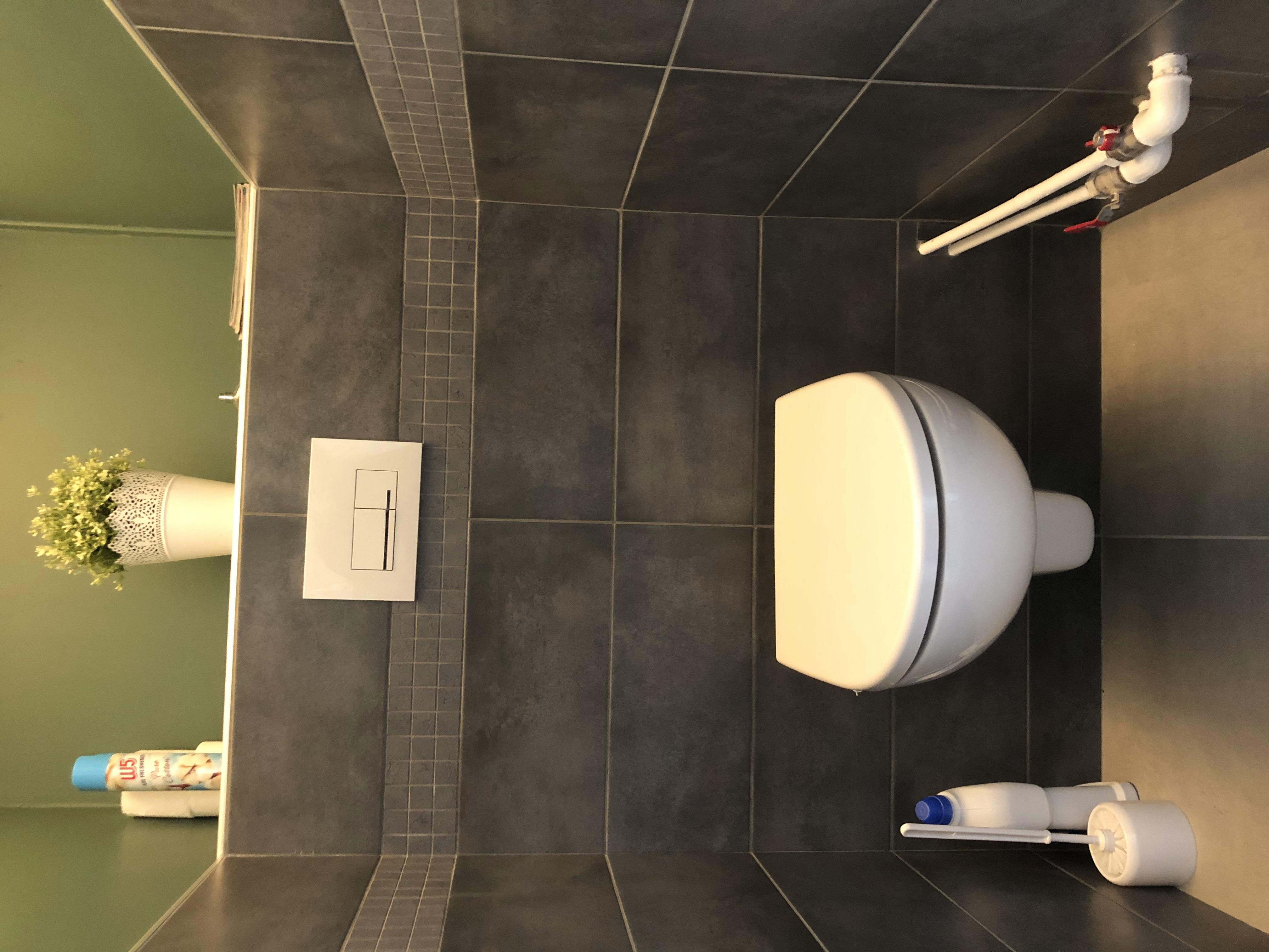 wc suspendu neuf...
