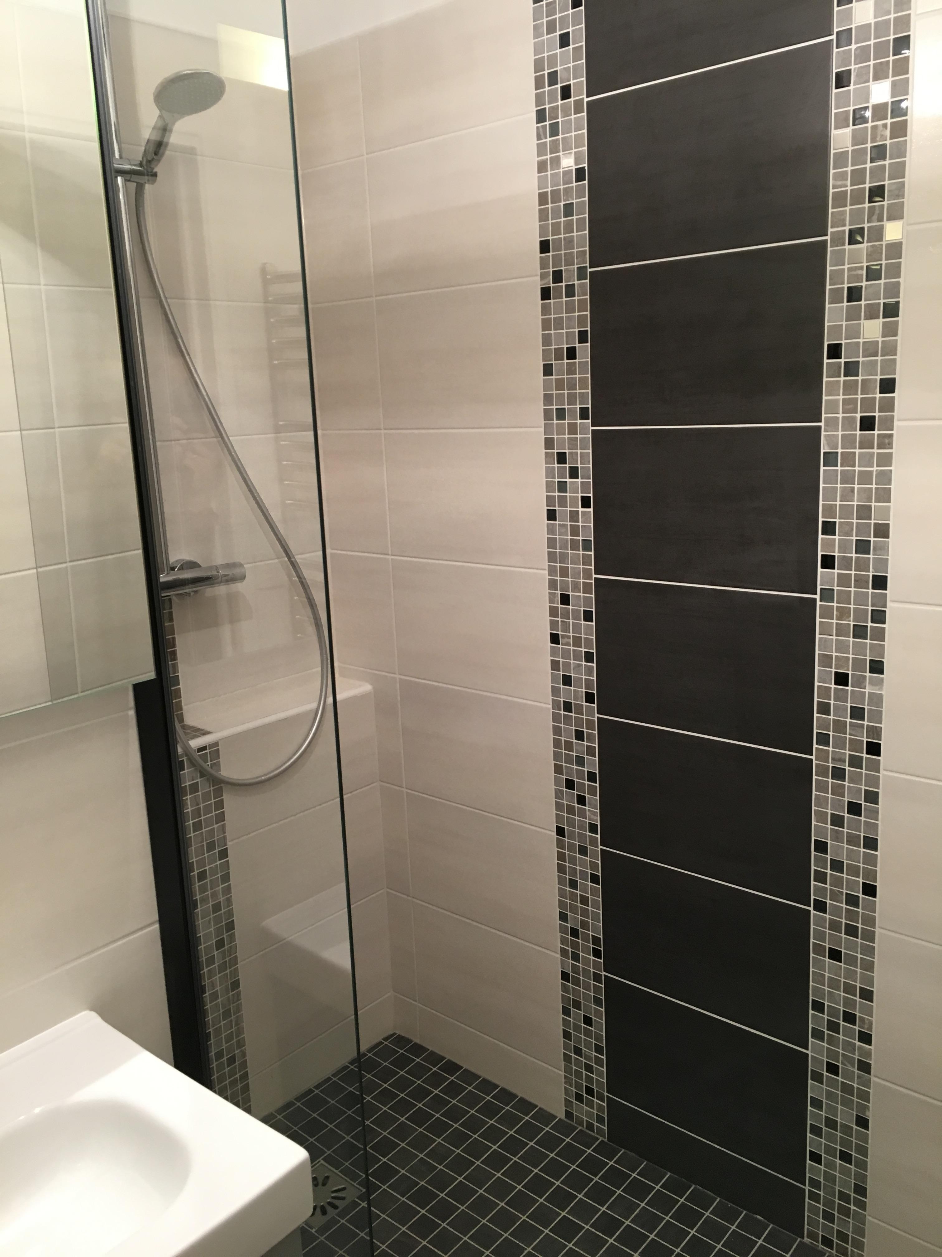 Magnifique salle de douche
