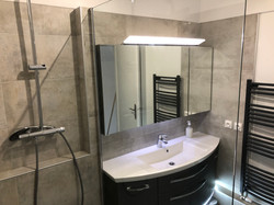 Salle de douche Italienne