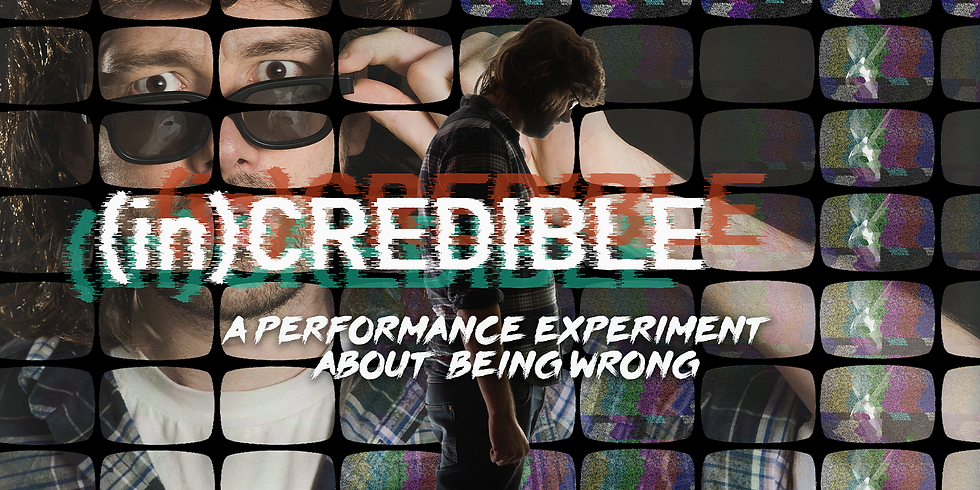 That Matt Rogers Project: (in)CREDIBLE