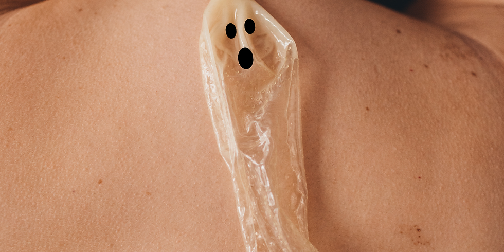 Ema Boswood: Ghost Sexxx