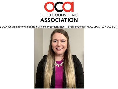Congratulations to the new OCA President!