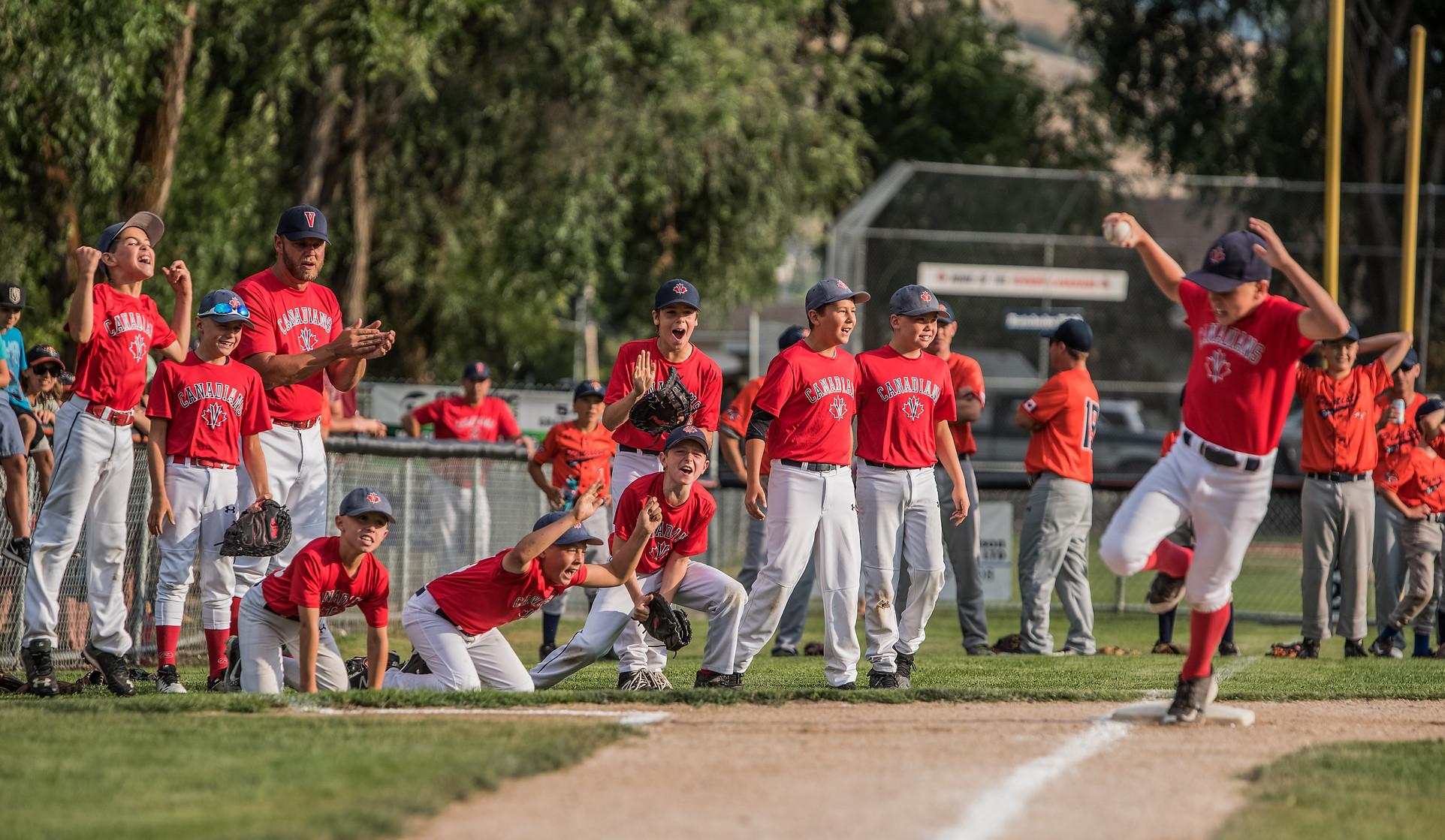 baseball champions vernon canadians