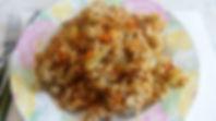 Веганская кухня. Вегетарианская кухня. Веганские рецепты. Вегетарианские рецепты. Веганские блюда с фото. Вторые блюда.  Рис по-индийски со специями Гарам Масала