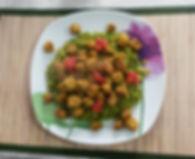 Веганская кухня. Вегетарианская кухня. Веганские рецепты. Вегетарианские рецепты. Гороховая каша с соевым мясом