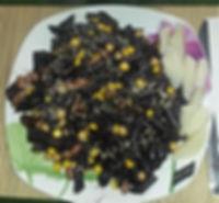Веганская кухня. Вегетарианская кухня. Веганские рецепты. Вегетарианские рецепты. Веганские блюда с фото. Вторые блюда. Паста пенне из цернозерновой муки черного риса с овощами