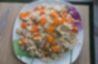 Веганская кухня. Вегетарианская кухня. Веганские рецепты. Вегетарианские рецепты. Веганские блюда с фото. Вторые блюда.  Рис со стручковой фасолью