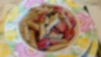 Веганская кухня. Вегетарианская кухня. Веганские рецепты. Вегетарианские рецепты. Веганские блюда с фото. Вторые блюда. Пенне с соусом Бешамель