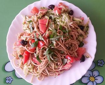 Веганская кухня. Вегетарианская кухня. Веганские рецепты. Вегетарианские рецепты. Веганские блюда с фото. Вторые блюда. Спагетти цельнозерновые камут с овощами