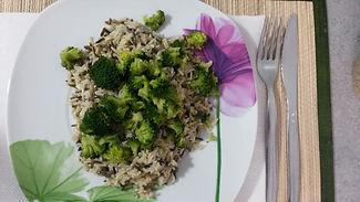 Веганская кухня. Вегетарианская кухня. Веганские рецепты. Вегетарианские рецепты. Веганские блюда с фото. Вторые блюда. Смешанный рис с брокколи