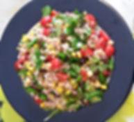 Веганская кухня. Вегетарианская кухня. Веганские рецепты. Вегетарианские рецепты. Веганские блюда с фото. Вторые блюда.  Ячмень с овощами