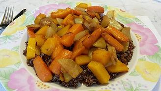 Веганская кухня. Вегетарианская кухня. Веганские рецепты. Вегетарианские рецепты. Веганские блюда с фото. Вторые блюда. Лебеда (киноа) с овощами