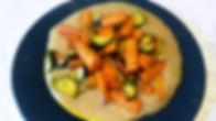 Веганская кухня. Вегетарианская кухня. Веганские рецепты. Вегетарианские рецепты. Амарант с морковью и кабачками