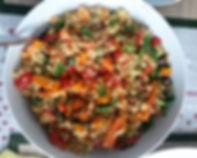 Веганская кухня. Вегетарианская кухня. Веганские рецепты. Вегетарианские рецепты. Веганские блюда с фото. Вторые блюда.  Булгур с овощами