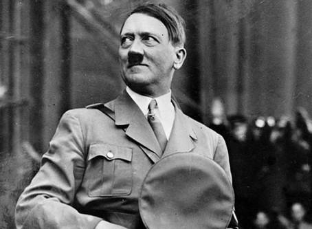 Adolf Hitler - The Disrupter
