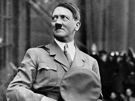 Adolf Hitler - The Disrupter