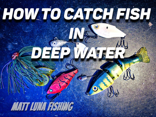 How to Catch Fish in Deep Water