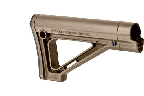 MAGPUL MOE® FIXED CARBINE STOCK – MIL-SPEC