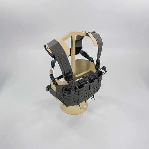 DIRECT ACTION TIGER MOTH CHEST RIG