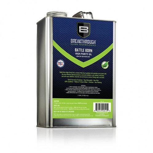 Battle Born High Purity Oil  1 Gallon Can_ 3.8 L